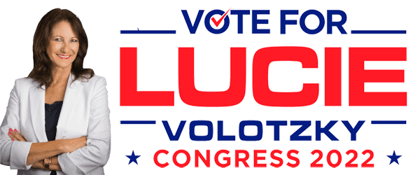 Vote for Lucie Volotzky Congress 2022